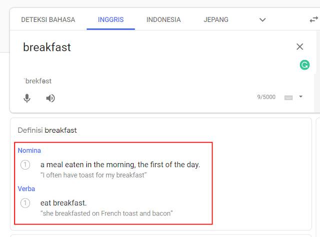 Arti Breakfast
