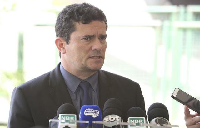 Moro diz que projeto na Câmara é ruim para combate à corrupção