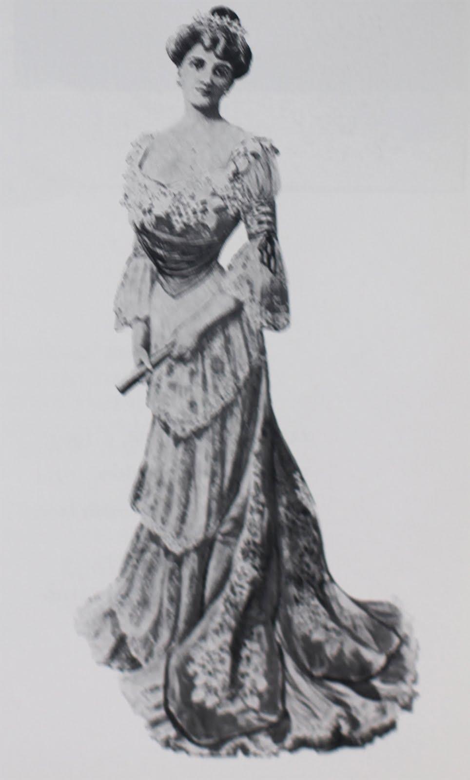 Fashion Visual Communication: 1900s In Fashion