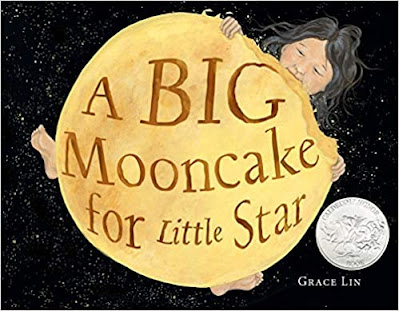 A Big Mooncake for Little Star by Grace Lin