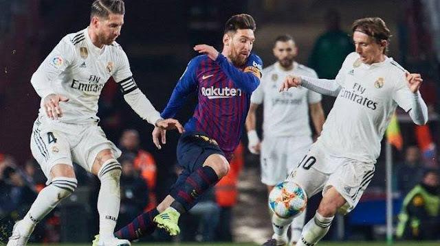 Pertahanan Real Madrid