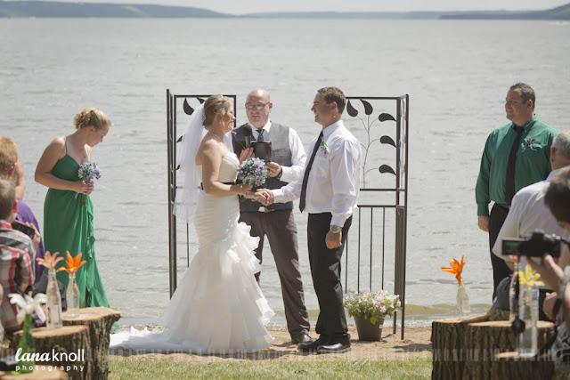 Pelican Lake wedding photographer