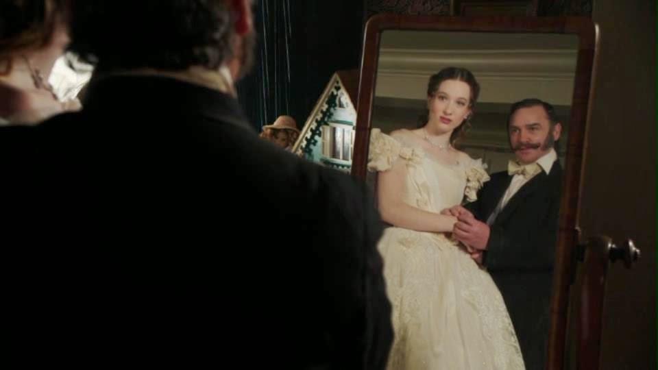 Twilight Saga Wedding Dress 71 Awesome Cut to Alice examining