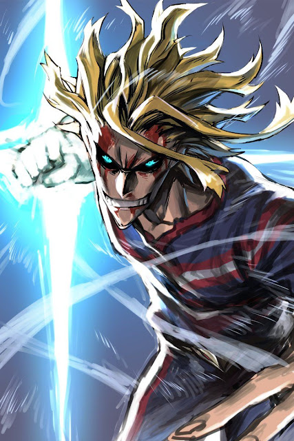 all might wallpaper 4