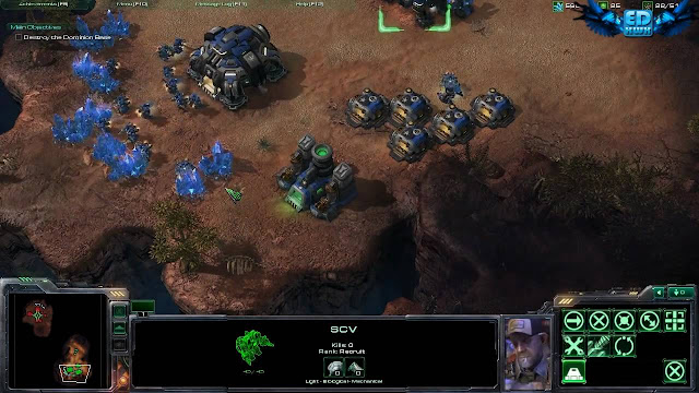 StarCraft 2 Wings of Liberty Full Version
