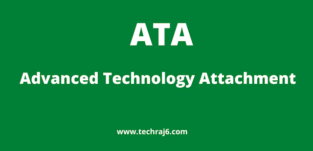 ATA full form, What is the full form of ATA