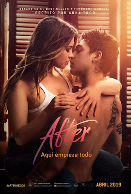 After [2019] [DVD] [R1] [NTSC] [Latino]