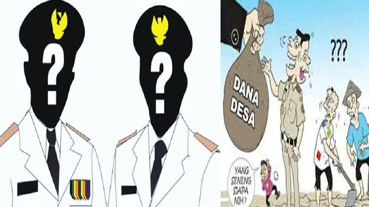 Dua Oknum Kades Diduga Korupsi