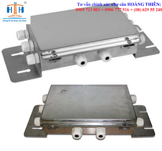 Hộp nối Loadcell Model  JXH