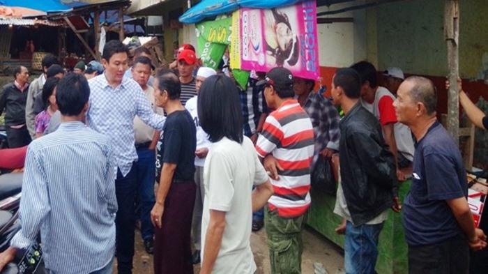 Smart City Bandar Lampung yang digagas oleh Hartarto Lojaya