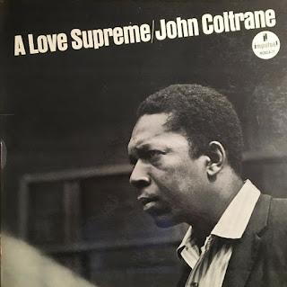 John Coltrane, A Love Supreme
