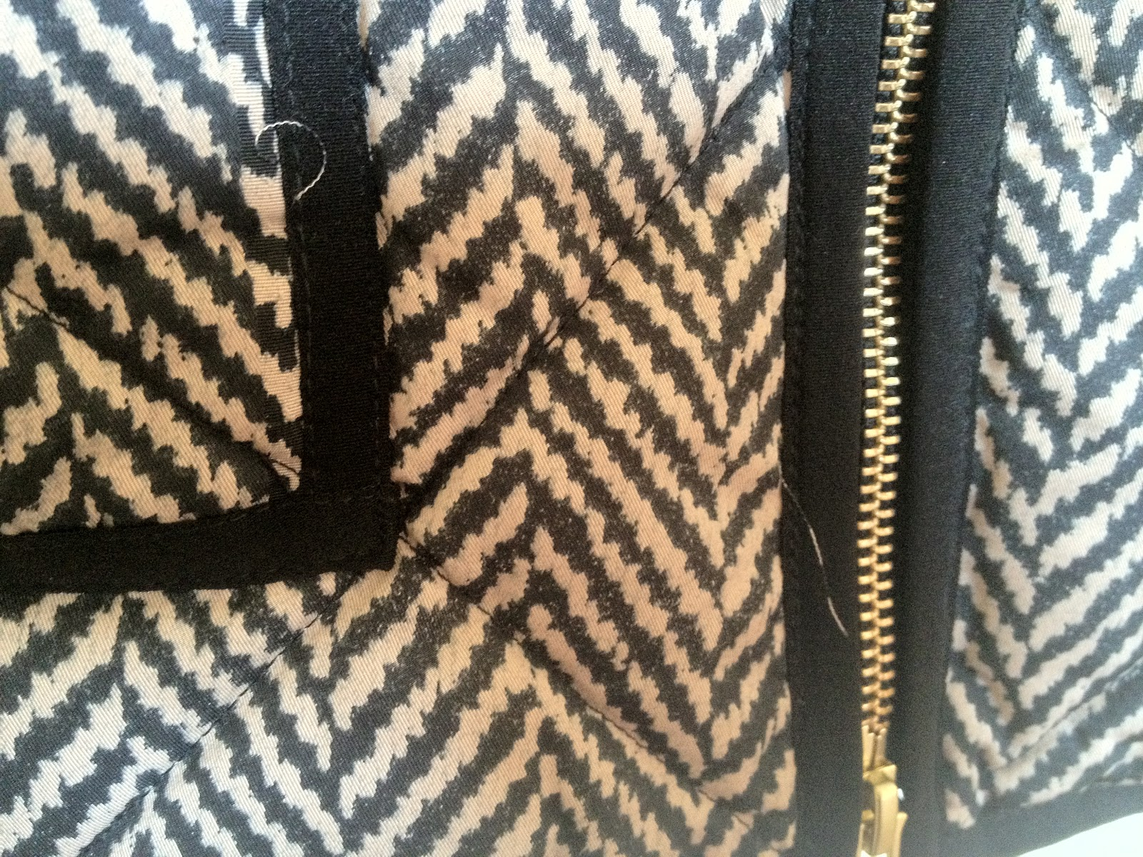 Quite Sublime Review J Crew Excursion Quilted Vest In