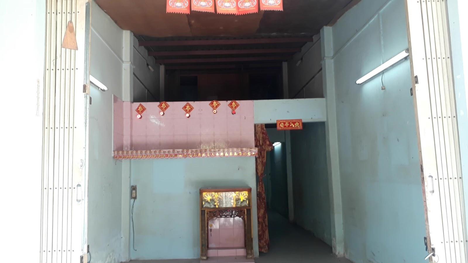 Bán nhà cấp 4 hẻm 704 Hương Lộ 2 phường Bình Trị Đông A quận Bình Tân. Dt 3,3x12m