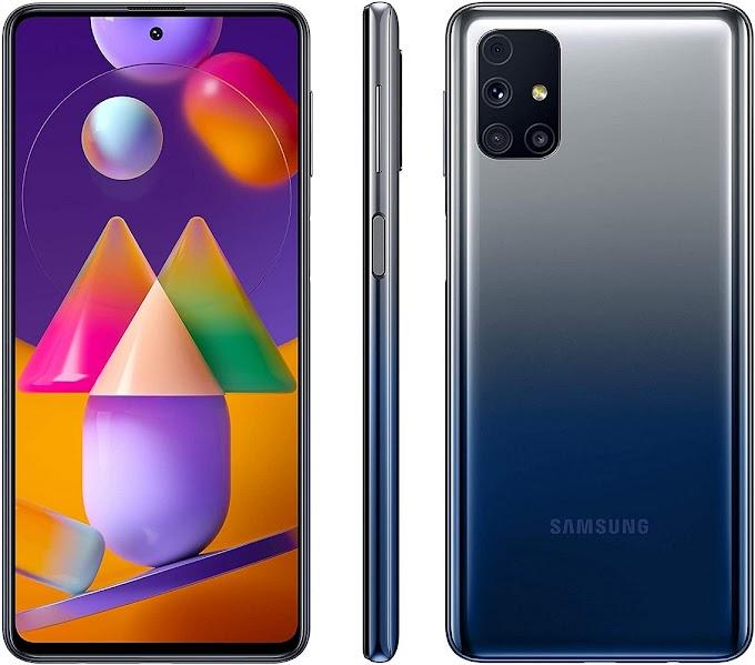 جوال Samsung Galaxy M31s بأفضل سعر على امازون السعوديه