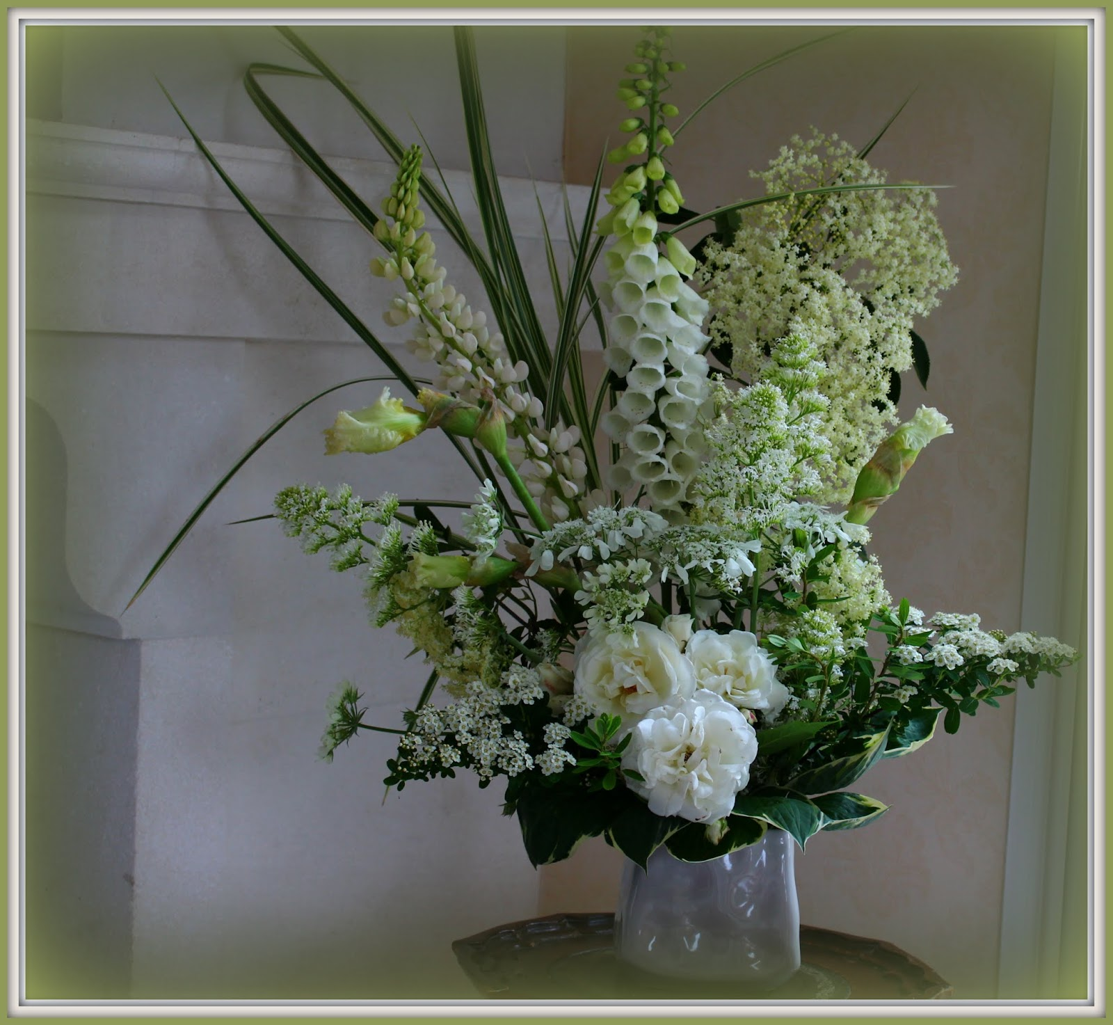 Roses Du Jardin Ch Neland