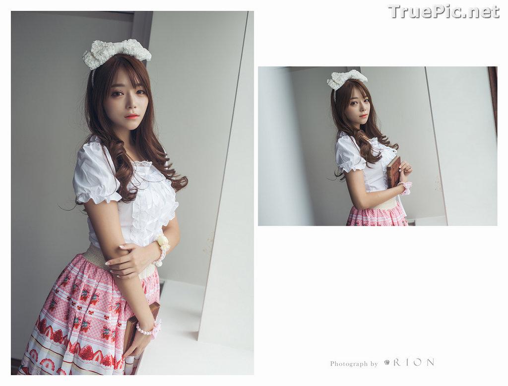 Image Korean Beautiful Model - Ji Yeon - My Cute Princess - TruePic.net - Picture-1