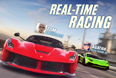 Download CSR Racing 2 Mod Apk Terbaru Gratis