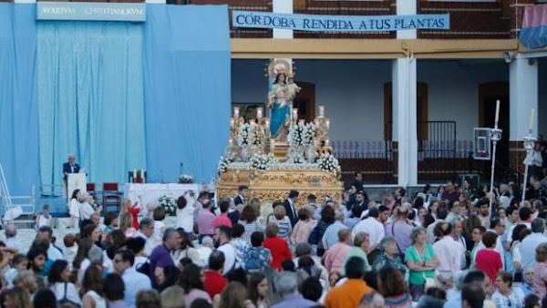 Salesianos de Córdoba también suspende todos los actos en honor a María Auxiliadora