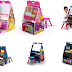 $31.99 (Reg. $54.99) + Free Ship Disney Activity Center- Easel Desk with Stool & Toy Organizer!