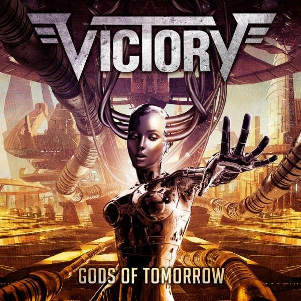 """Ο δίσκος των Victory """"Gods Of Tomorrow"""""""