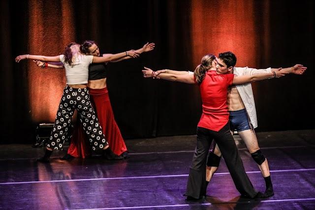 Associação de Dança de Lagos apresentou-se no Centro Cultural de Lagos