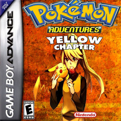 Pokemon Adventures Yellow Chapter GBA ROM Download