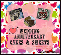 Event announcement| Events| Wedding Anniversary cakes| wedding anniversary recipes,