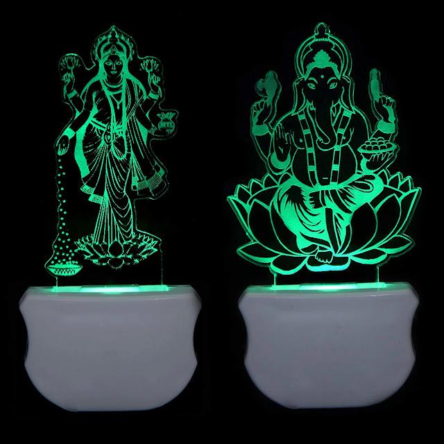 3D Illusion Lights diwali gift