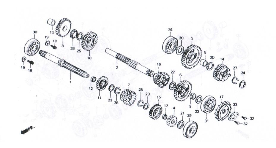 [DIAGRAM] Honda Nsr 150 Rr Wiring Diagram FULL Version HD