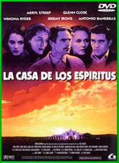 La Casa de los Espíritus 1993 | DVDRip Latino HD GDrive 1 Link