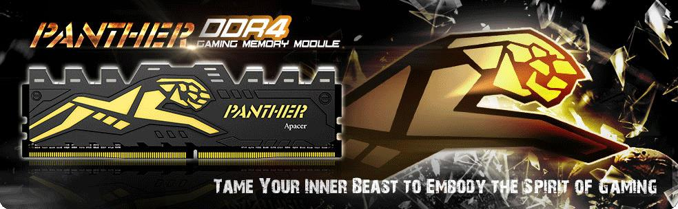 PANTHER DDR4