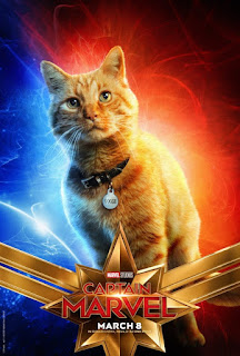 Captain Marvel First Look Poster 3