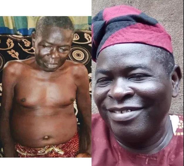 Tears Flow As Nollywood Actor, Ogun Majek Is Buried In Ibadan