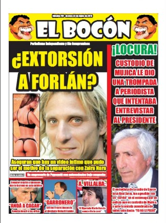 Alvaro Fagalde En Línea El Bocón El Blog De Papel