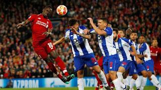 Đối đầu Porto vs Liverpool Đội áo đỏ thống trị