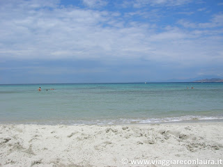 L'Ile Rousse spiaggia