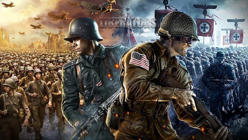 لعبة Liberators