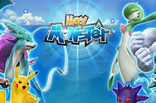 Hey Monster(SEA) (Unreleased) APK v1.1.1 Mod Full Data New Version