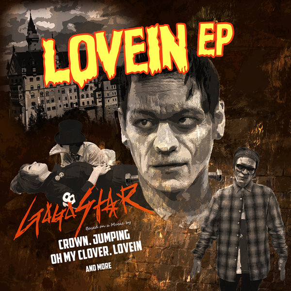 GOGOSTAR – Lovein – EP