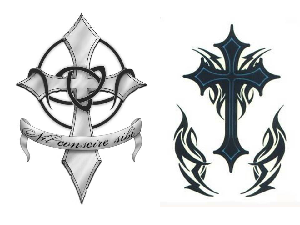 cross tattoo designs1
