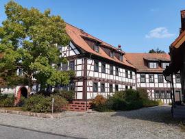 """Hotel & Restaurant """"Goldener Hirsch"""" in Suhl-Neundorf"""