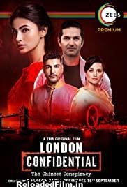 London Confidental (2020) Hindi Zee5 Movie WebRip
