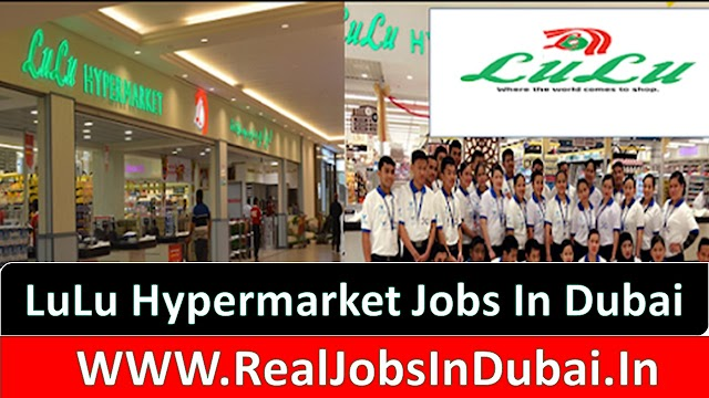 LuLu Hypermarket Jobs In Dubai UAE-2020