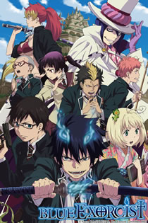 Ao no Exorcist Legendado