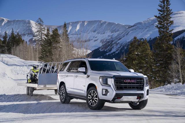 2021 GMC Yukon Review