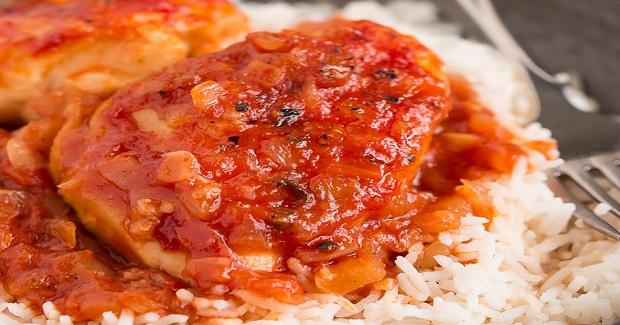Napa Valley Chicken Recipe