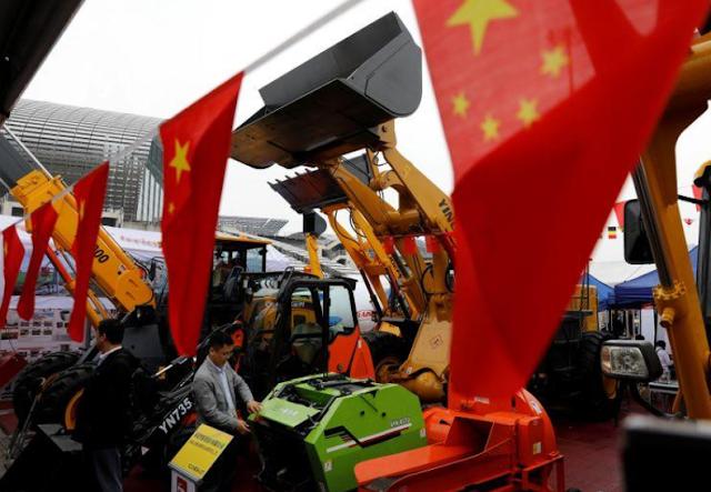 Exportações China