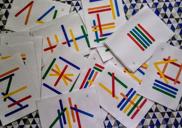 wzory z patyczków kreatywnych, ukladanie patyczków wzory, ukladanki lewopółkulowe wzorowe patyczki