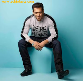 What is the monthly income of Salman khan?