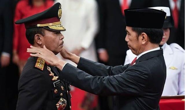 Jokowi Diminta Copot Kapolri Jika Tak Bisa Ungkap Kasus Novel Baswedan